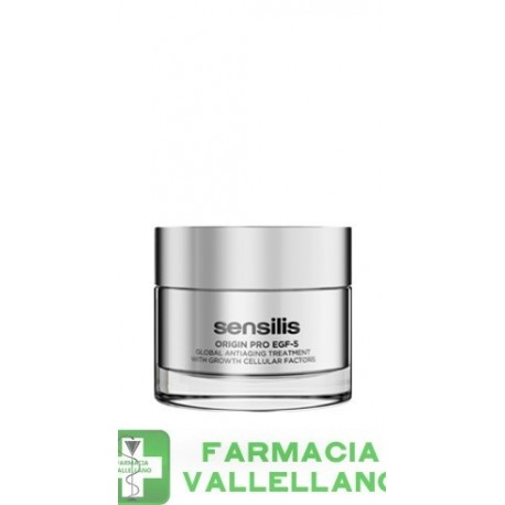 SENSILIS ORIGIN PRO EGF-5 CREAM 50 ML GLOBAL