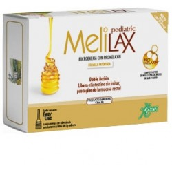 MELILAX PEDIATRIC 6 MICROENEMAS 5 G