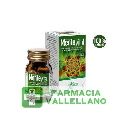 MENTEVITAL NATURA MIX 30CAPSULAS