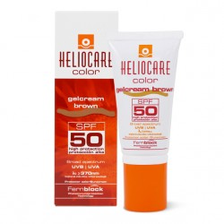 HELIOCARE GELCREAM SPF50+ COLOR BROWN 50 ML