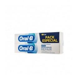 ORAL-B ORIGINAL ENCIAS & ESMALTE 2X125ML