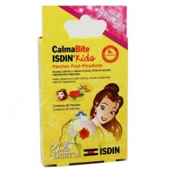 CALMABITE ISDIN 30 PARCHES POST-PICADURAS DISNEY PRINCESS