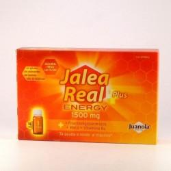 JUANOLA JALEA REAL ENERGY PLUS 14 AMPOLLAS