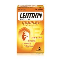 LEOTRON COMPLEX 30 CAPS.