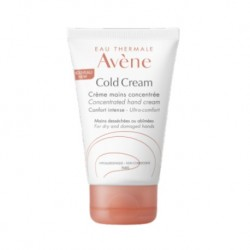 AVENE CREMA DE MANOS COLD CREAM 75 ML.