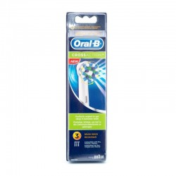 ORAL-B RECAMBIO CROSSACTION 3 UNIDS