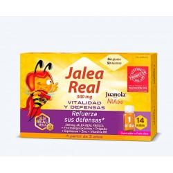 JUANOLA JALEA REAL NIÑOS VITALIDAD Y DEFENSAS. 14 VIALES