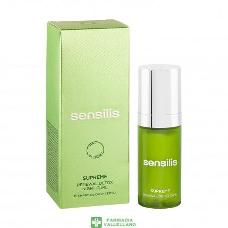SENSILIS RENEWAL DETOX BOOSTER 30 ML