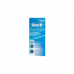 ORAL-B SUPERFLOSS 50 UNIDADES