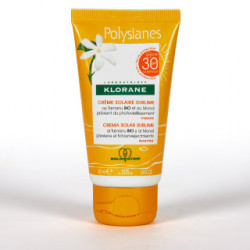 POLYSIANES CREMA SOLAR SUBLIME ROSTRO SPF30 50 ML