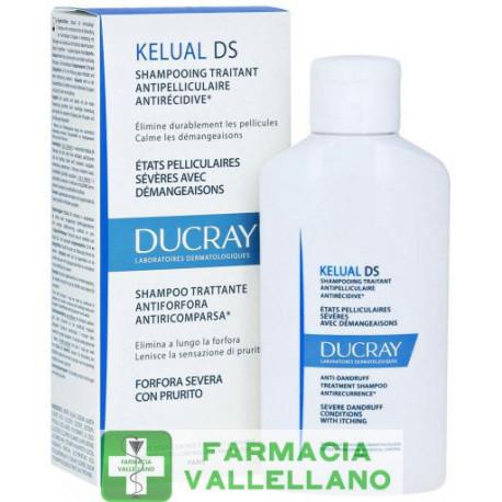 KELUAL DS CHAMPU DUCRAY 100 ML