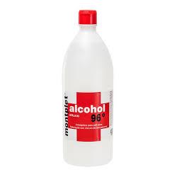 ALCOHOL 96 MONTPLET 1000 ML
