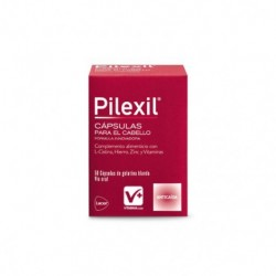 PILEXIL COMPLEMENTO NUTRICIONAL PARA CABELLO. 50 CAPSULAS