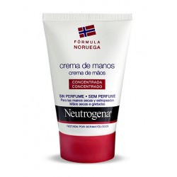 NEUTROGENA CREMA DE MANOS (SIN PERFUME) 50 ML