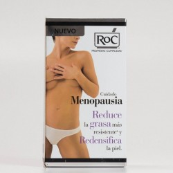 ROC CUIDADO MENOPAUSIA . PACK REDUCTOR 200 ML + REAFIRMANTE 400ML