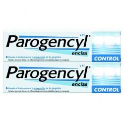 PAROGENCYL CONTROL DUPLO PASTA DENTAL. 2 X 125 ML