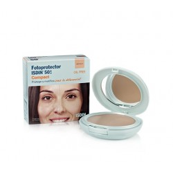 ISDIN FOTOPROTECTOR EXTREM MAQUILLAJE COMPACTO SPF 50+. BRONCE