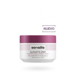 SENSILIS SILHOUTTE XPERT CREMA REAFIRMANTE Y REGENERADORA CORPORAL. 400 ML