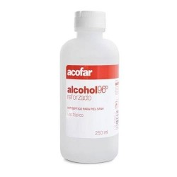ACOFAR ALCOHOL 96º REFORZADO. 250 ML