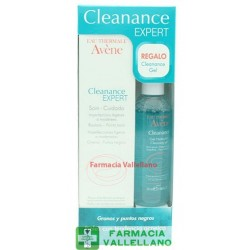 AVENE PACK CLEANANCE EXPERT 40ML+GEL 50ML