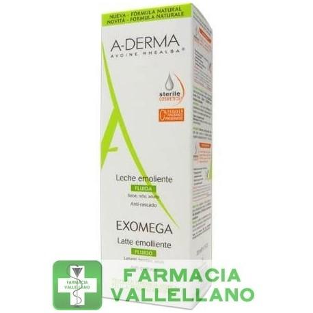 EXOMEGA A-DERMA LECHE DEFI 200 ML