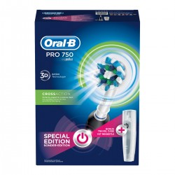ORAL-B PRO 750 CROSSACTION CEPILLO ELECTRICO