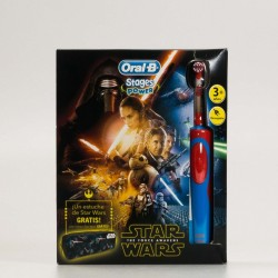 ORAL-B CEPILLO ELECTRICO INFANTIL STAR-WARS